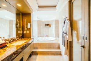 עיצוב חדרי אמבטיה יוקרתיים