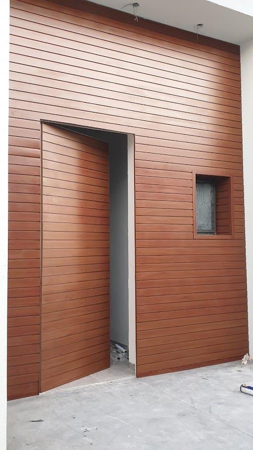 דלת קו אפס מעוצבת