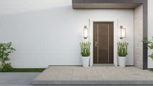 דלתות אלומיניום לכניסה ב{HEBROW}
